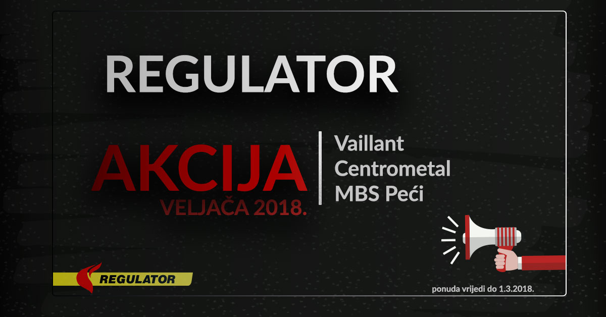 Regulator akcija